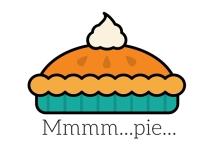 Mmmmm..... pie....