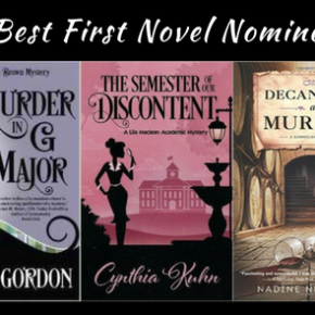 """Agatha """"Best First"""" nominees share their favorite researchtidbits"""