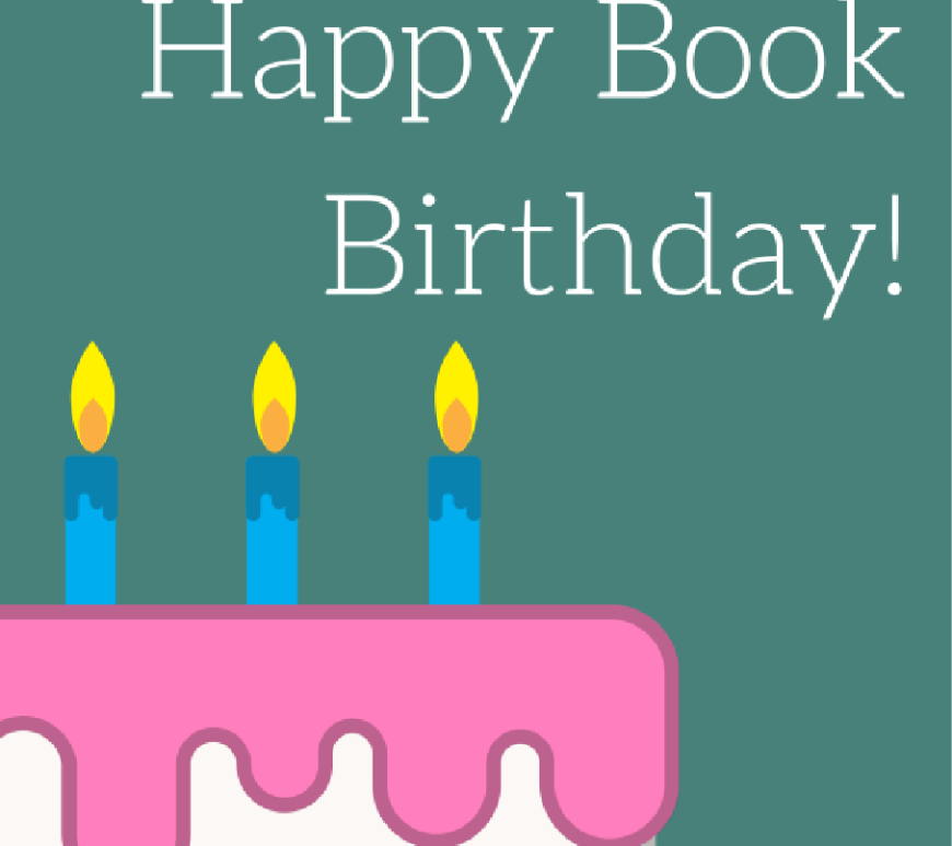 Happy Book Birthday