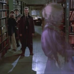 Haunted Libraries