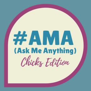 #Ask Me Anything – KellyeGarrett