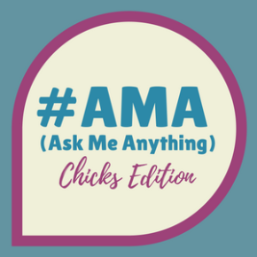 #Ask Me Anything – Kellye Garrett