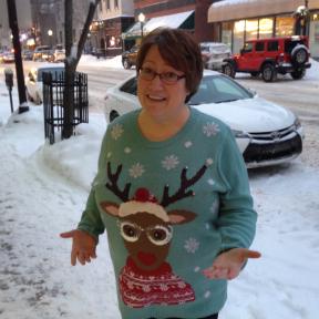 Vickie sweater