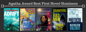Central Casting with the Agatha Award Nominees for Best FirstNovel
