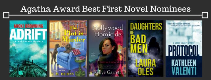 Agatha Best First Novel Nominees Final (1)