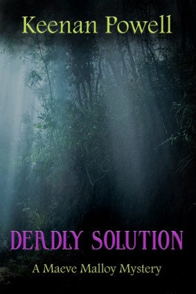 Deadly Solution Front-Cover