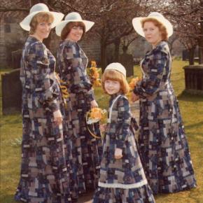 Bridesmaid dresses: A motive formurder?
