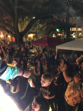 An Insider's View of Mardi Gras