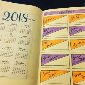 Bullet Journal Tips For Writers