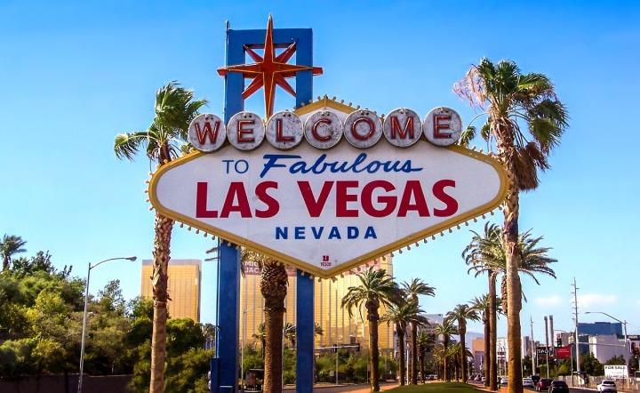 Las Vegas sign pixabay