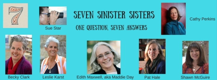 Seven Sinister Sisters (2)