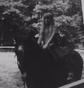 me.horse