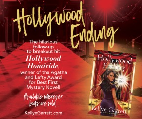 Celebrate our latest Chicks release: Hollywood Ending (A Detective by Day Mystery)