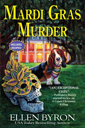 Book Birthday: Mardi Gras Murder