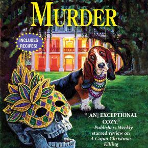 Book Birthday: Mardi GrasMurder