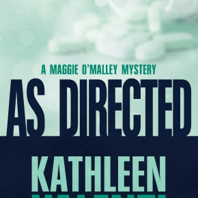 New release alert: As Directed is out in the world!