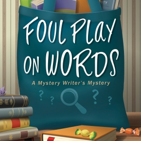 New Release: Foul Play on Words by Becky Clark