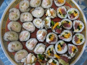 Making Sushi Is NoMystery