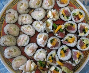 Making Sushi Is No Mystery