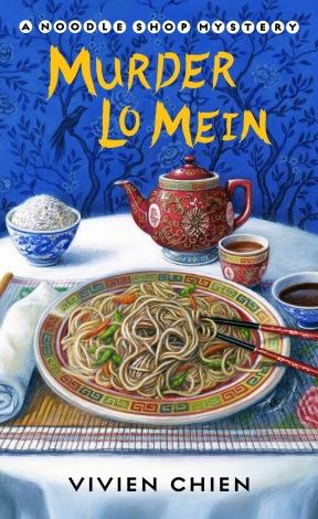 Murder Lo Mein book cover