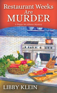 Restaurant Weeks are Murder Cover