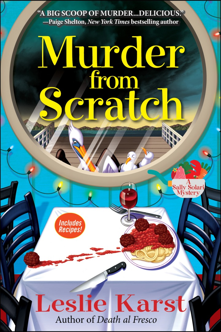 Murder from Scratch cover