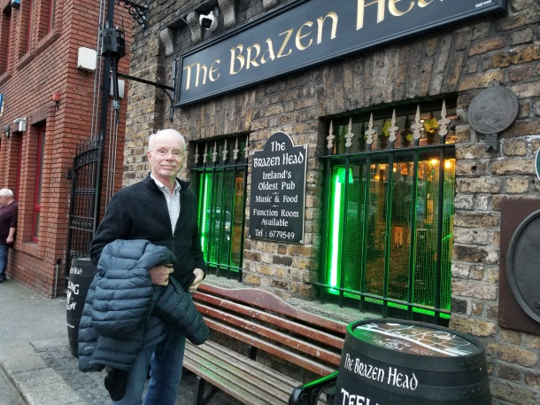 Picture 1 The Brazen Head