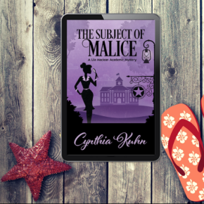 New Release: The Subject ofMalice