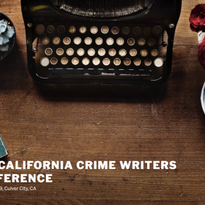 California Crime Writers and a Long-Awaited Meeting