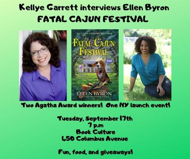 Ellen Kellye Interview