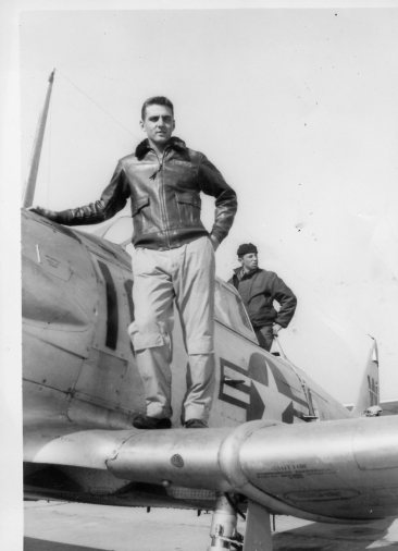 Dad - 1st Solo Nov 27 1951 in SNJ-WC10 (002)