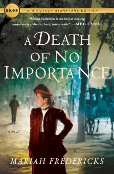 death of no importance pb