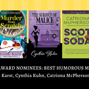 Who Are the Lefty Award Nominees' Most HumorousCharacters?