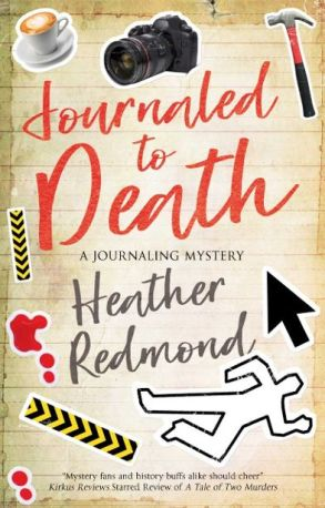 Journaled to Death cover