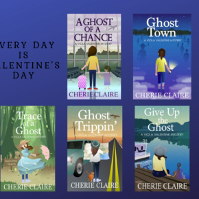 Guest Chick: Cherie Claire