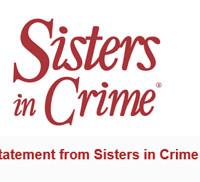 A Statement from Sisters inCrime