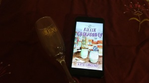 Killer Chardonnay book